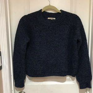 Ali golden cropped sweater